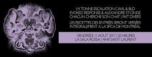 spca benefit poster